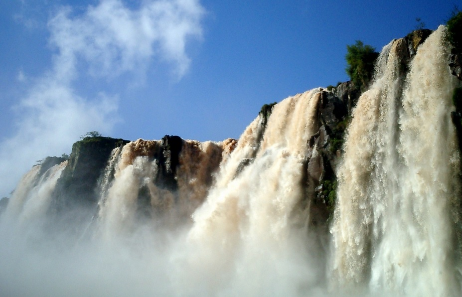Brazil's Iguazu Falls