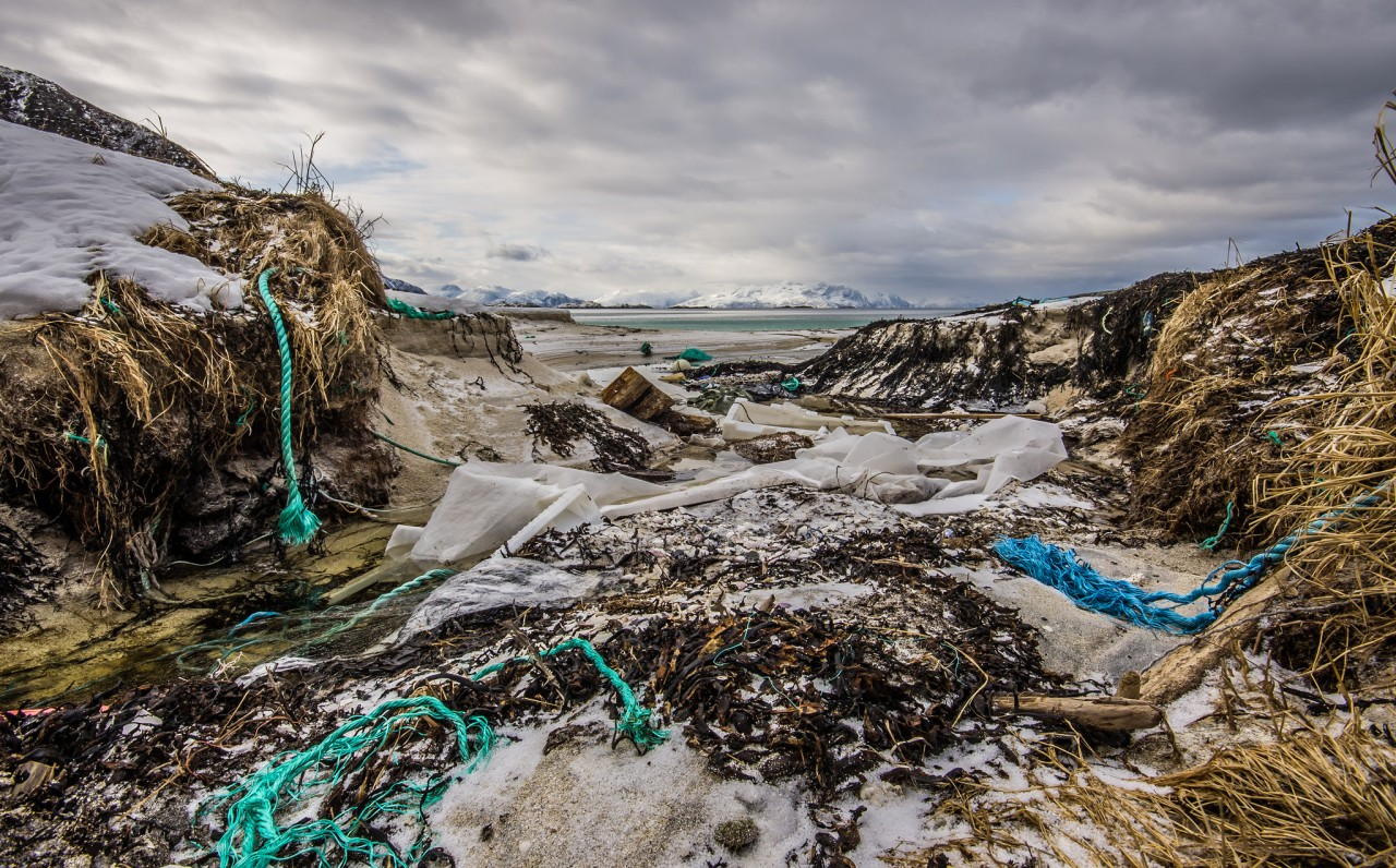 Marine pollution in Norway